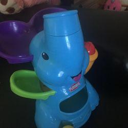 Elephant pleyskul