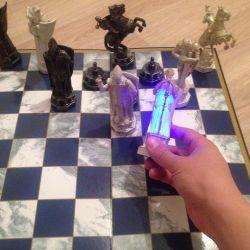 Шахматные игрушки Garry Poter