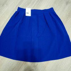 Cornflower skirt new
