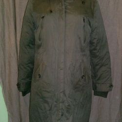 OSTIN winter down jacket with hood.