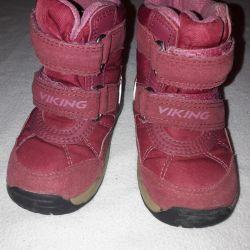 Βίκινγκ μπότες χειμώνα 21