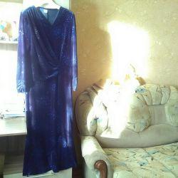 Красивое вечернее платье,р.48-50