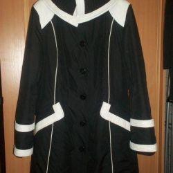 Coat of the demi season Italy 46-48 р