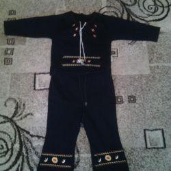 örgü takım elbise