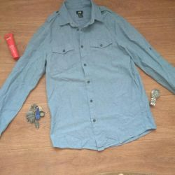 Τζιν πουκάμισο H & M