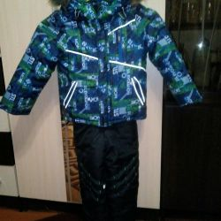 Suit on boy good condition
