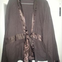 Blouse cardigan 48-50r