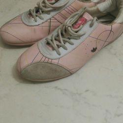 Spor ayakkabı Adidas p.35-36 leather