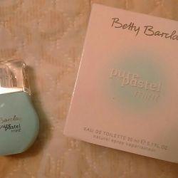 Perfume Betty Barclay pure pastel mint 20 ml
