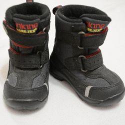 Βίκινγκ μπότες-χειμώνα. μέγεθος 20.