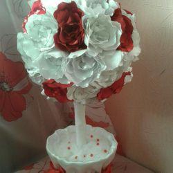 Λουλούδι topiary