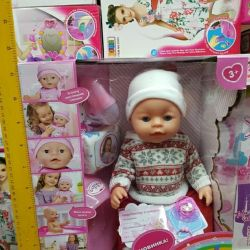 Интерактивные куклы