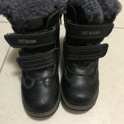 Ορθοπεδικά μπότες ORTMAN σε άριστη κατάσταση