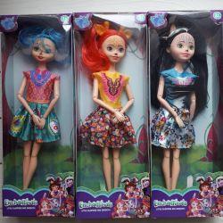EnchanTimals κούκλες. Γοητεύει