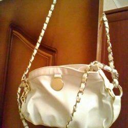 Нова біла сумочка клатч Оріфлейм