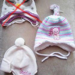 Pălării pentru copii