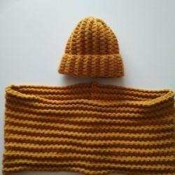 Şapka ve lens