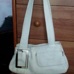 Τσάντα από δέρμα. Ιταλία