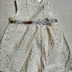 Dresses for girls up to 1 year