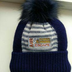 Νέο καπέλο χειμώνα p50-52