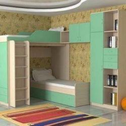 Παιδικά έπιπλα, κούνια, κρεβάτια πατάρι