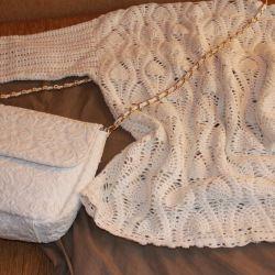 Knit jumper, new.