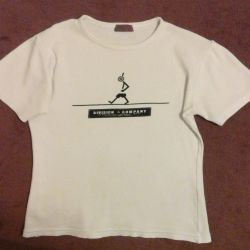 T-shirt for the girl solution 146-152