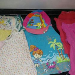 Things pack bu. For girls. You can choose