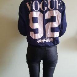 Windbreaker, jacket, VOGUE