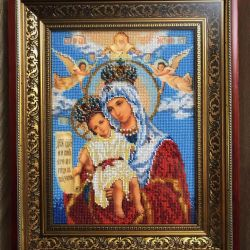 Icon of the Virgin of Merily
