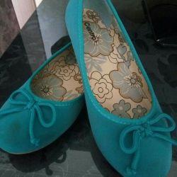👠 Ballet shoes, 36 size
