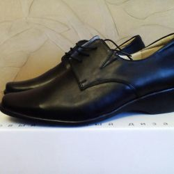 New shoes for women 39 Spartak leather