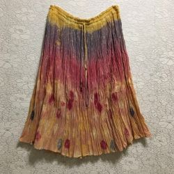 Skirt - 100% cotton, India