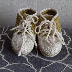 New booties-sneakers