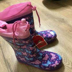 Μονωμένες μπότες