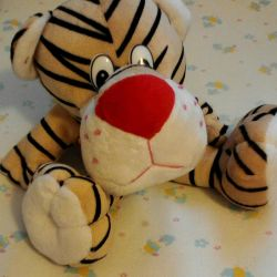 Μαλακό παιχνίδι Tiger cub