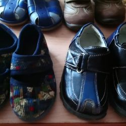 Shoes for a boy