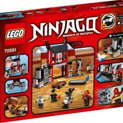 LEGO Ninjago 70591 Prison Break