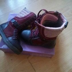 Boots cold autumn-winter size 29