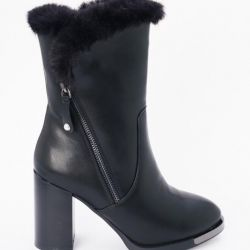 New winter boots, Brand: Betsy