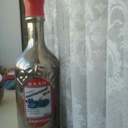 Χωρητικότητα \ μπουκάλι για δώρο