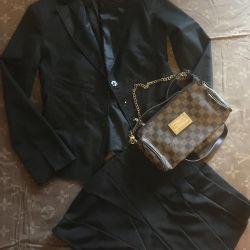 Jacket, skirt, bag! ️! ️! Пи
