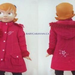YENİ Muhteşem sıcak palto