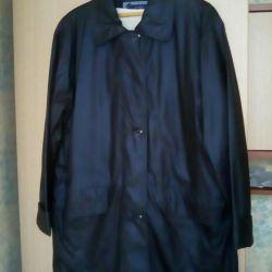 New jacket-raincoat 52-54r