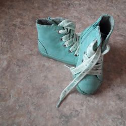 sneakers ballet shoes