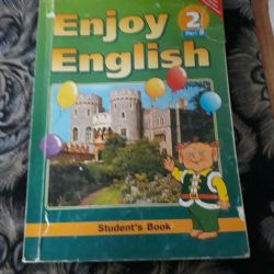 English textbook 2 h for grade 4