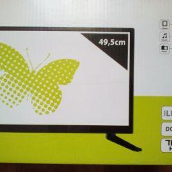 Yeni OLED TV 19.5
