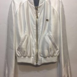 Philipp Plein ❤️Stylish jacket-bomb, original