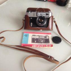 Фотоаппарат ФЭД-5 В