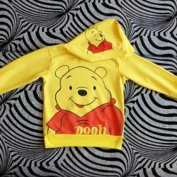 Νέο hoodie winnie the pooh